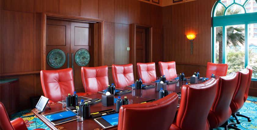 Atlantis The Palm Dubai Meeting Rooms